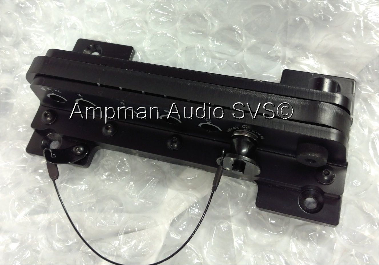 Rcf Hdl20a Rear Bracket Assy Ampman Audio Services Rcf