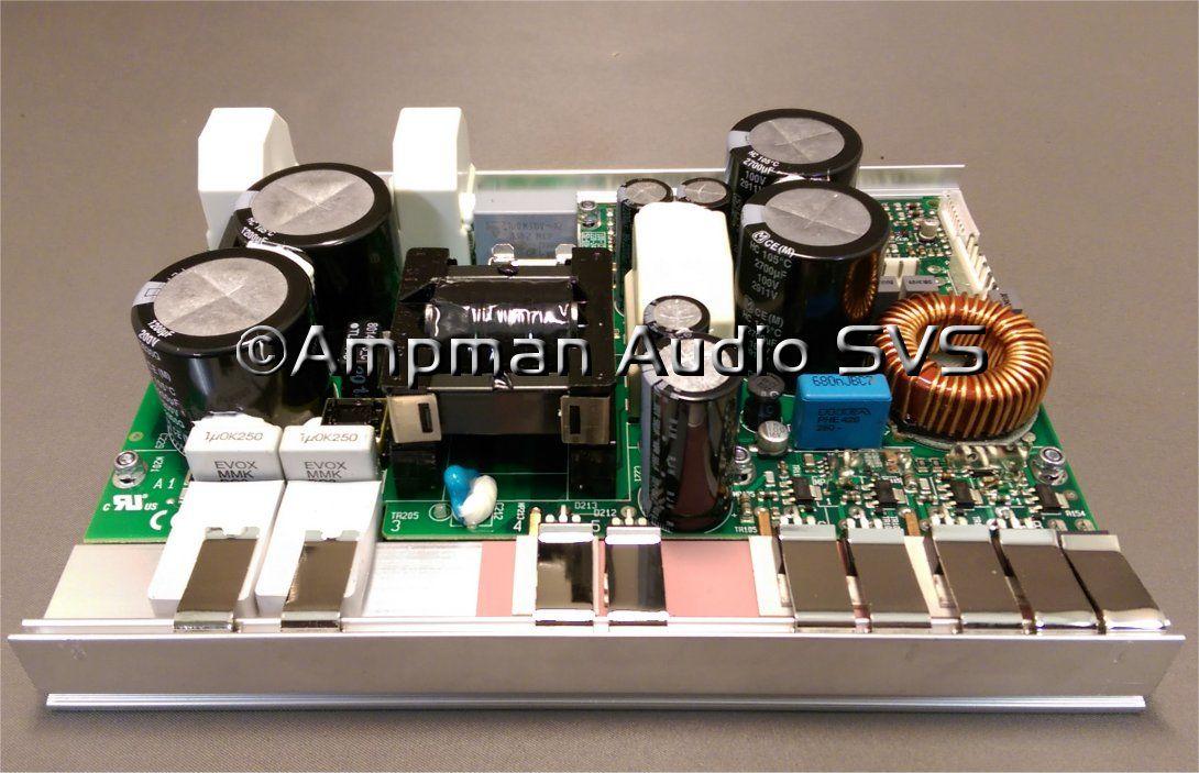 ICEpower 500ASP Amplifier Module