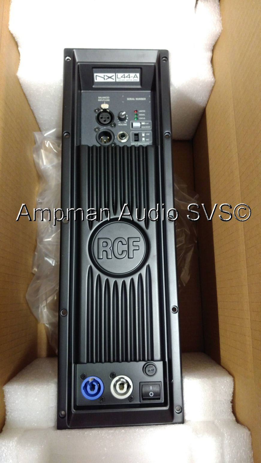 Amd Amplified Muscle Definition: RCF NXL44-A Replacement Digital Amp Module