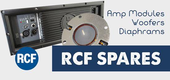 b73b6e34e4a19 Home - Ampman Audio Services - RCF, Lab.gruppen, K-Array spares ...